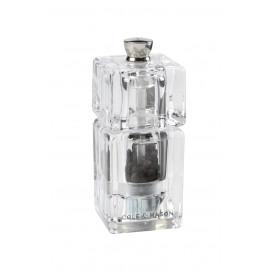 Moulin à poivre Mini Cube 90 mm