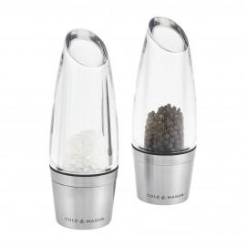 Coffret moulins sel et poivre Milston 140 mm