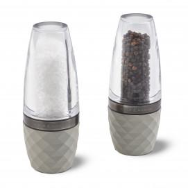 Coffret moulins sel et poivre City 165 mm